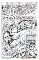 AMAZING SPIDER-MAN #14 Cover Recreation HAZLEWOOD by DRHazlewood