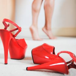 Red Shoes by MTL3