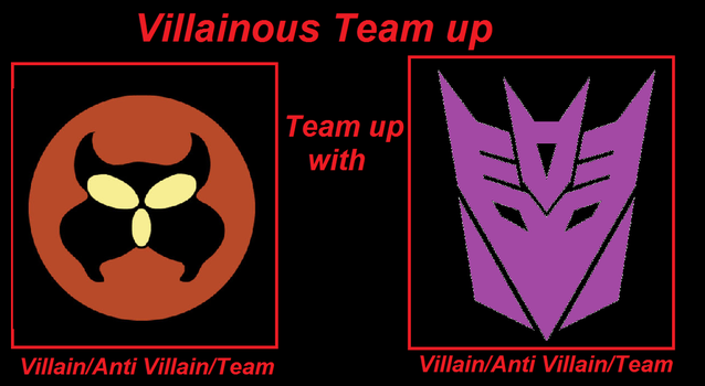 MAD teams up with the Decepticons by ChipmunkRaccoonOz