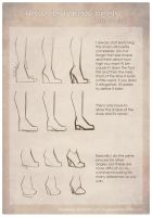 How do I draw heels by AngieBlues