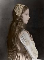 Lillian Gish by Linnea-Rose