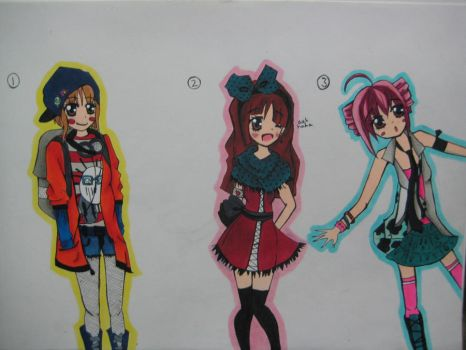 which would you wear 2 comment please (^3^) by nat-chanthefrog
