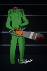 Dipsy chainsaw by lilimlp