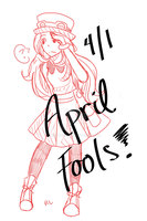 April's a Fool by kirby456