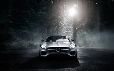2016 Mercedes-Benz AMG GT by ROGUE-RATTLESNAKE