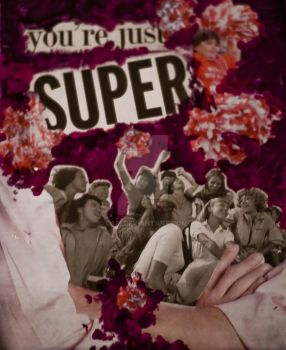you're just super by cari