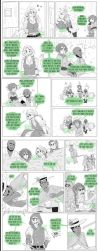 Nomad Trio Full Comic - Tangled OCs by CinnamonCarter410