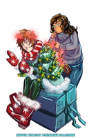 SGPA Gift Exchange 2013 - To Enthaga - ANIMATED! by Meibatsu