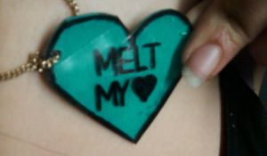 sweetheart necklace by aliciamarie923