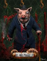 Machine for pigs 2 by DClayne