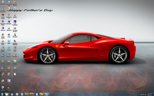 Father's Day  4 - Win 7 Theme by Windowsthememanager