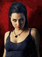Amy Lee by AndyTkach