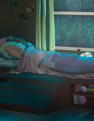 Sleep by Overlord-Jinral