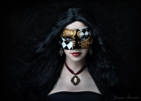 Masquerade by fae-photography