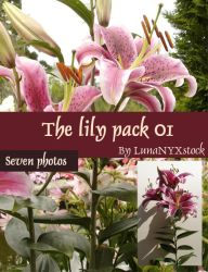 The lily pack - 01 by LunaNYXstock