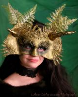 Forest Nymph Mask by CostumeSalon
