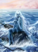 Spirit of the Waves II by Mami02