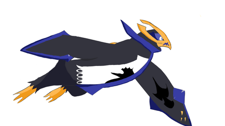 Empoleon: Finished Colors by DascordStudios