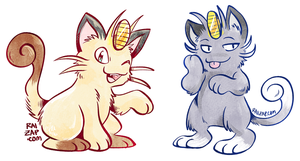 Double Meowth