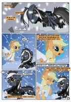 Star Mares 2.1.13: Inconvenient Incorporeality by ChrisTheS