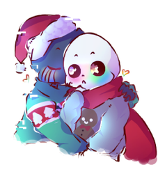 No need for mistletoes by mochibunbun