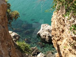 Blue Waters by Maltese-Naturalist