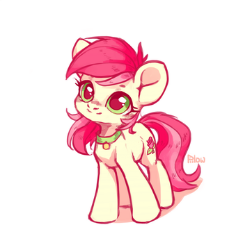 Roseluck by GrayPillow