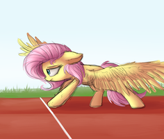 On Your Marks [CAPs D23] by VanillaGhosties