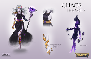Chaos - The Void (CAG) by Mike-MM