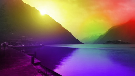Norwegian Colorscape by RockLou