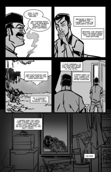 The Girl Out My Window - Page 20 by agamarlon