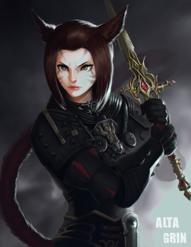 Commission: Valde by AltaGrin