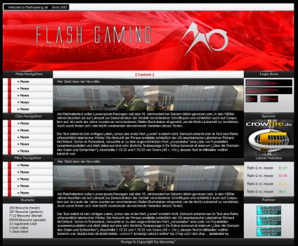 Flash Gaming 4 Sale by dynasiqz