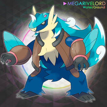 009: Mega Riverlord by LuisBrain