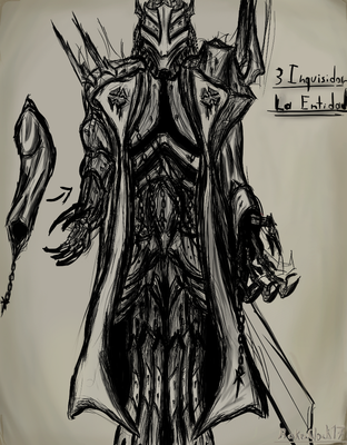 23 Inquisitor by BrokenClock17