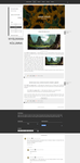Free blogger template SUNFLOWERS by Mrs Black by Ruda9