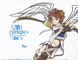 Captain N RE. - Pit by WMDiscovery93