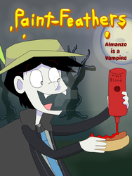 Almanzo is a Vampire Cover by PaintFeathers