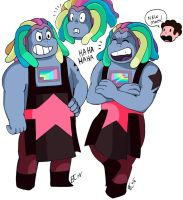 Steven Universe: Bismuth by LizDraws
