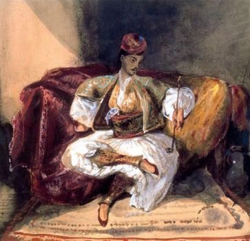 The Albanian Pasha In 1805 by eduartinehistorise
