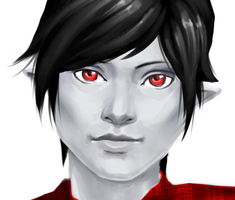 Marshall Lee preview by sketchbeetle