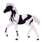 N3162 Padro Foal Design for HorseAdict by casinuba