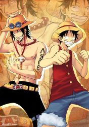 One Piece: Fire's Punch by Eternal-S
