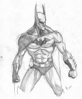Batman, Again by GavinMichelli