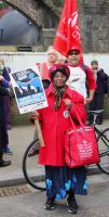May 18th 2013 - Save the NHS: 17 by LouHartphotography