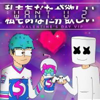 Marshmello and Slushii - WaNT U 2 (VIP Remix) [2] by joshuacarlbaradas