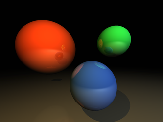 Compile-Time Raytracing by codeinsane
