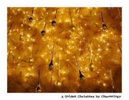 A Golden Christmas by Charmology