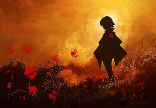Lest We Forget by Hoshibara