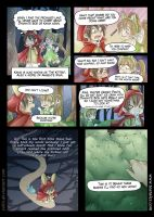 The Bunny's Diary / The Promised Land / page 3 by yolin